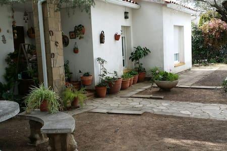 Habitación en plena naturaleza - Castellar del Vallès