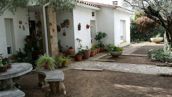 Habitación en plena naturaleza-Fulles