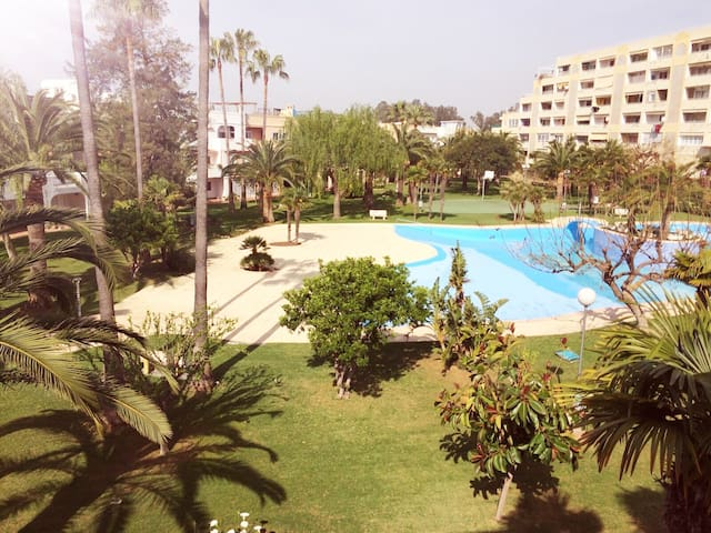 Espacioso Bungalow (Piscina&Playa) - La Pobla de Farnals - Apartment