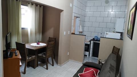 Apartamento no centro de São Lourenço-MG. Wi-Fi