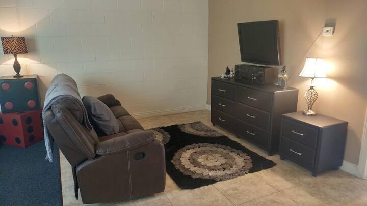 Last Minute Las Vegas Crashers Large Couch