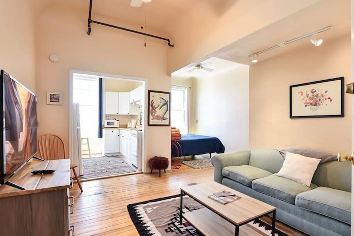 Aspen Apartments #302,  Historic Downtown
