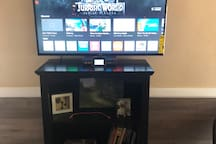 Fun smart TV