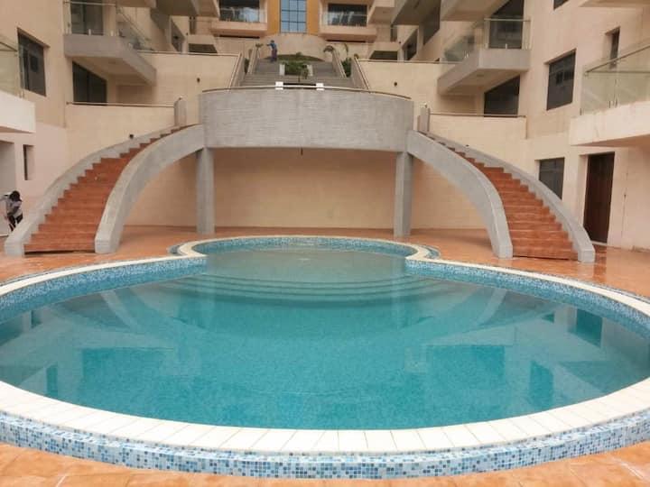 Peaceful Condominium in Kololo