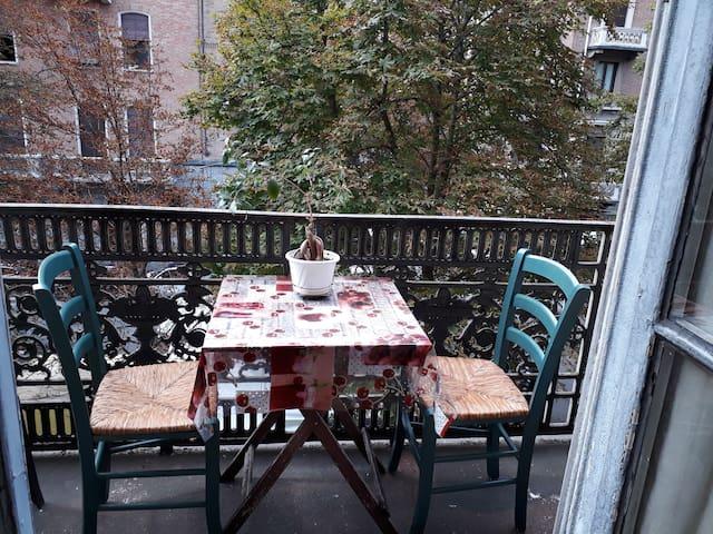 Camera graziosa e accogliente nel cuore di Torino