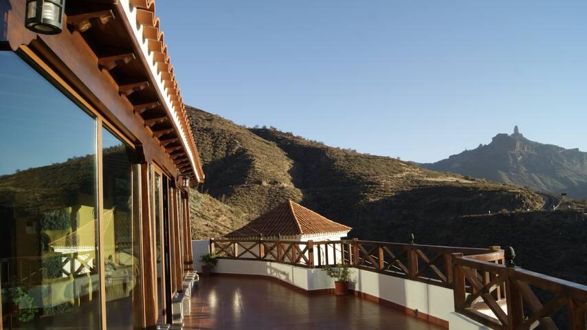 """CASA RURAL """"El Rincón del Nublo"""""""