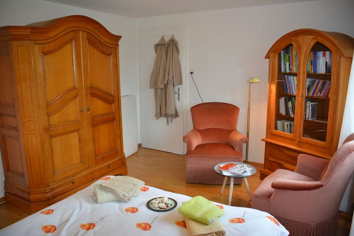 Romantic holidays for families or couples - Herisau - Apartment