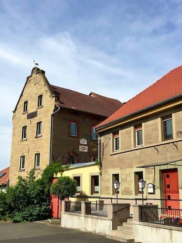 Gemütliches Apartment im ruhigen Innenhof