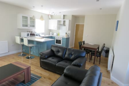 Abbey Apartments-Ground Apartment - Barrow-in-Furness