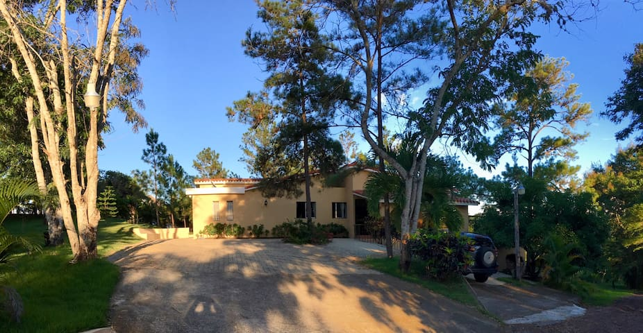 Caba 241 A Houses For Rent In San Jose De Las Matas