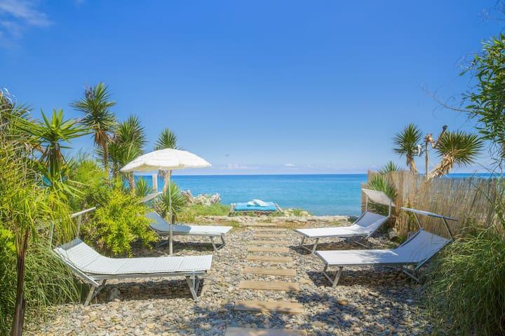 Casa sulla spiaggia 1