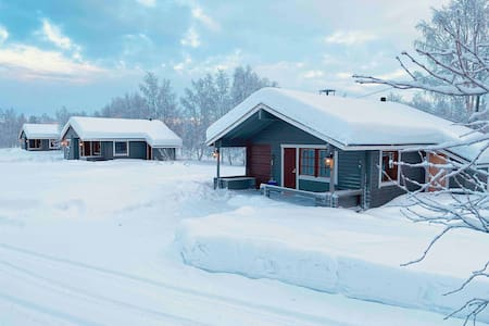 Anna Aurora - a northern lights cabin in Lapland C
