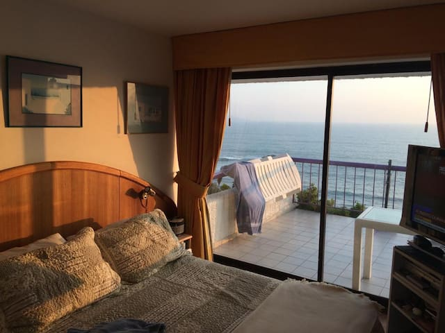 Reñaca Sector 5, great rest and view, beach close