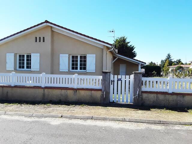Maison St Perdon