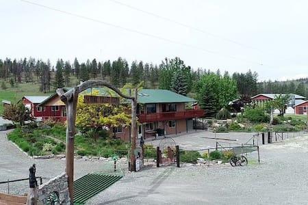Tunk Valley Ranch, Bakery & BnB #1