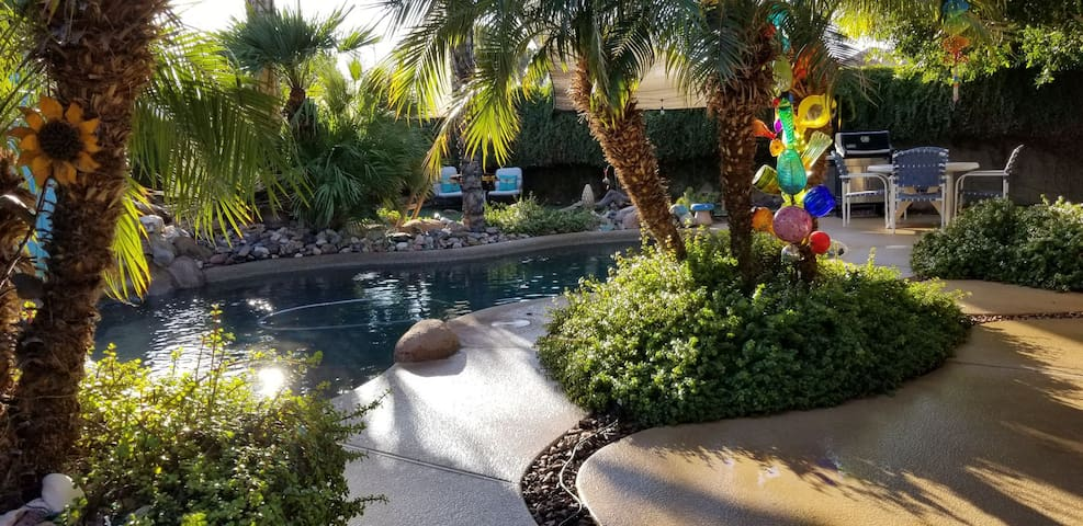 A Surprise desert oasis! What an affordable deal!