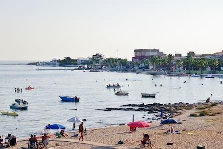 Casa sulla spiaggia di Porto Cesareo - Porto Cesareo