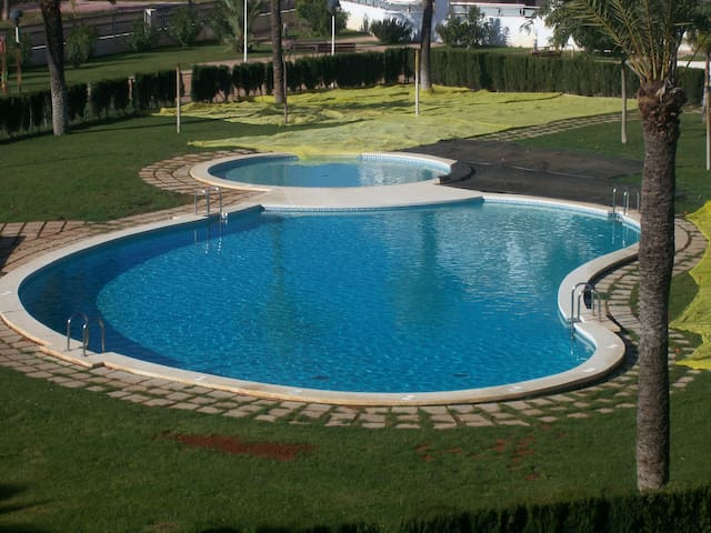 Apartamento ideal familias en Torreblanca - Torreblanca - Apartamento