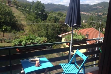COZY APARTMENT 20 MINUTES FROM 5 TERRE - Carro - Huoneisto
