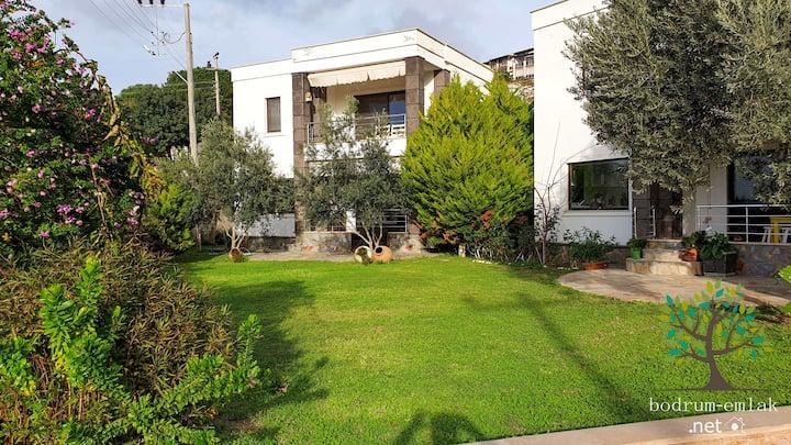 Bodrum Turgutreis'te Keyifli Villa