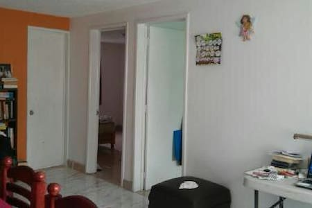 cuarto en depa cerca del centro - Toluca de Lerdo