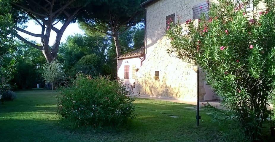 """The Tourist accomodation """"il Melograno"""""""