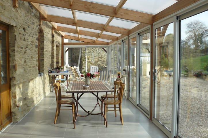Maison au coeur du bocage normand - Anctoville - Rumah