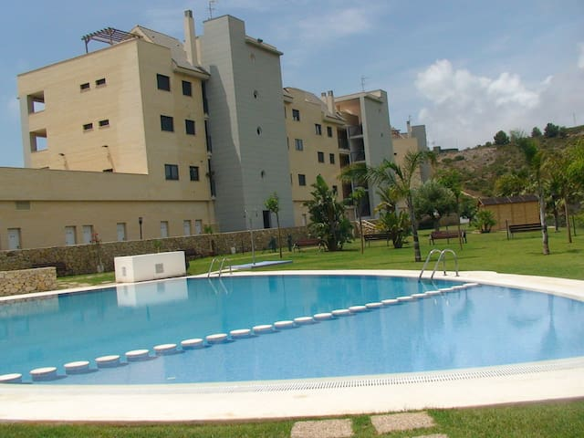 Mirador de Playetes 2 bedrooms - Apt. 5 ppl