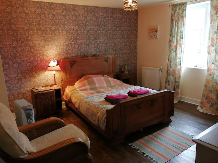 Simplistic Rural Homestay : Room 4