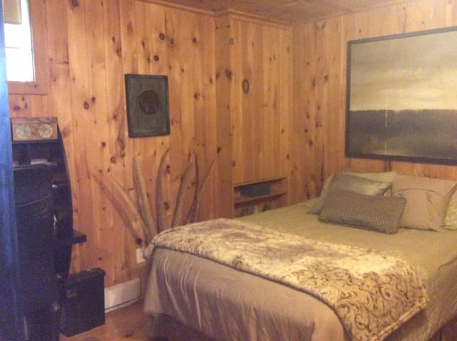 Se one bedroom with double bed