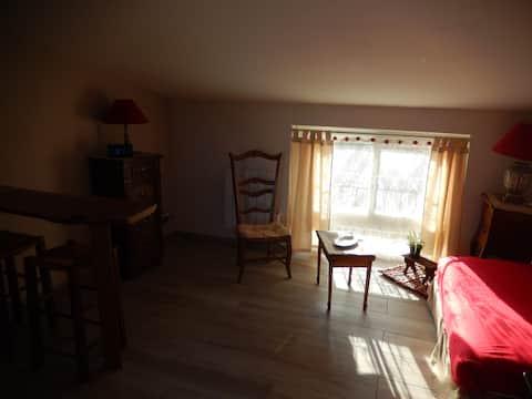 Appartement aan de poorten van het Haut-Languedoc Park