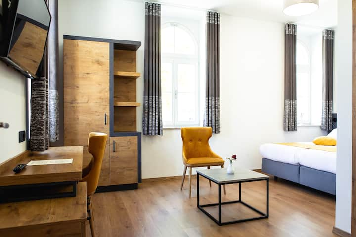 Double or Twin room in Hotel Vila Pohorje 12