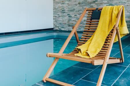Gîte Amélie avec piscine proche Reims