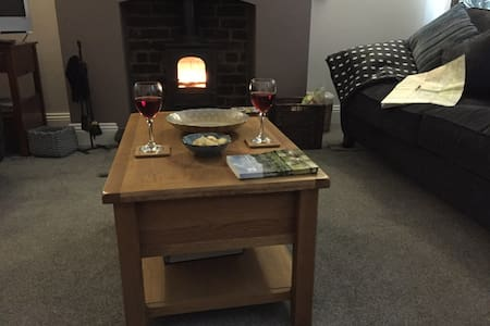 Totally refurbished house in the village centre. - Coniston