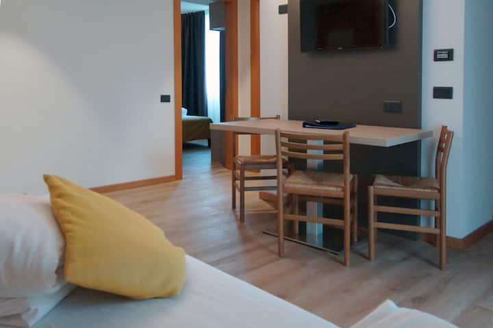 Appartamento per 4 - Riva del Garda