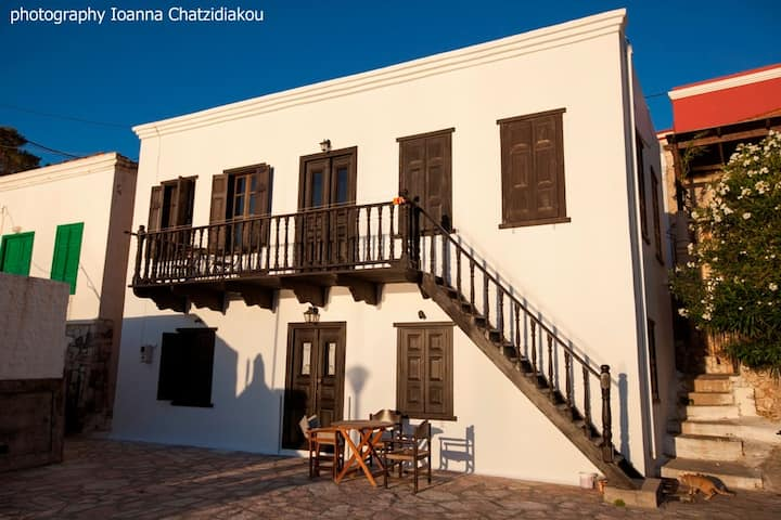 Traditional House in Halki Dodekanese