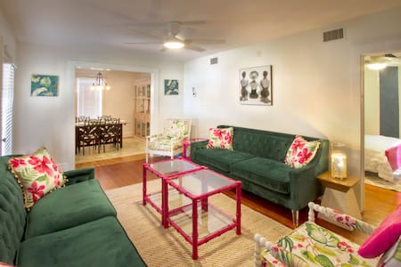 Awesome Location - walk to Beach and Flagler Ave