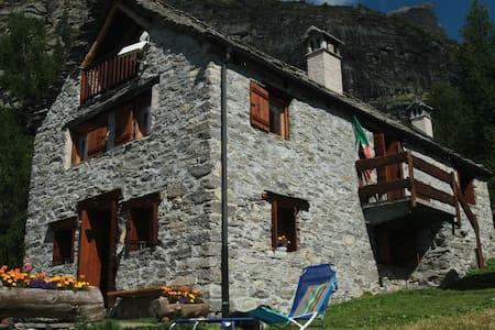 Casa vacanza Il Basto - Baceno