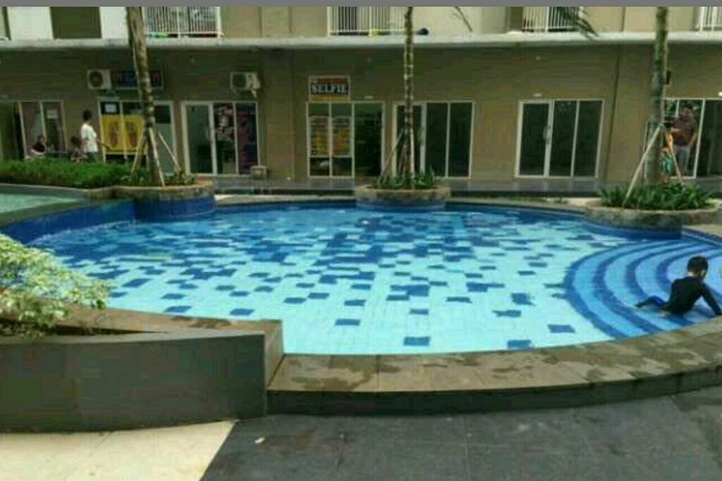 Mini pool, safe for kids