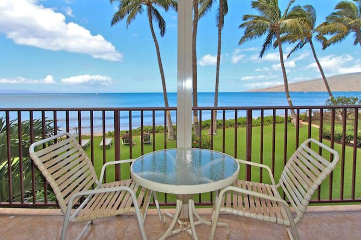 KBR #204 - 1 Bedroom/2 Bath Beautiful Ocean Front Condo on Sugar Beach!