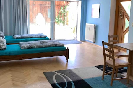 Isener Idyll - Apartment mit Garten
