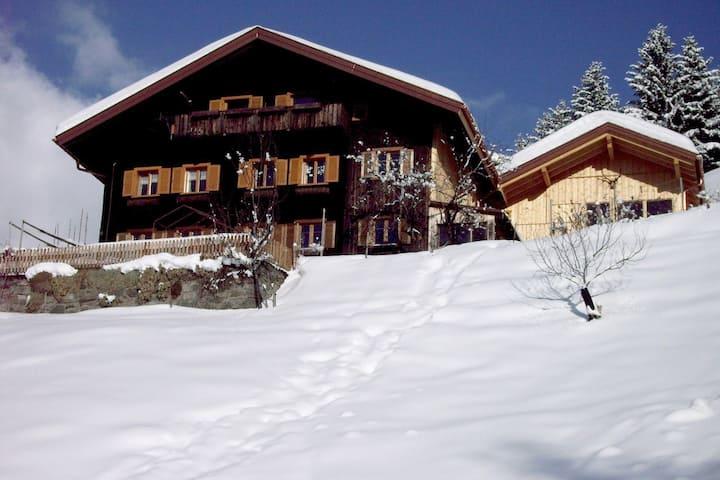Appartement cosy à Schruns Vorarlberg près du ski à Montafon