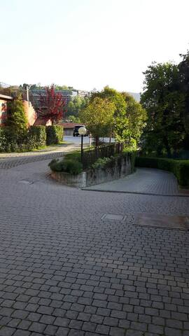 RESIDENZA XX SETTEMBRE MONOLOCALE STANDARD - Maslianico - Byt