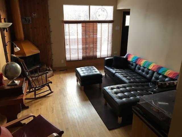 Comfy Home in a Convenient Location
