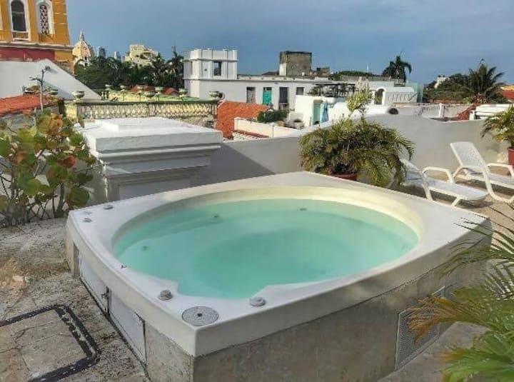 Cartagena centro histórico Hermoso Apartamento