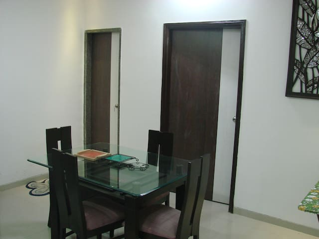 Spacious Luxury Room at Ghansoli