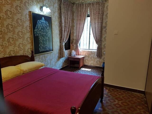 Deluxe Double Room No. 105