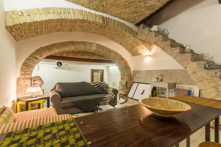 La Casa delle Carrozze - Loft in centro a Cagliari