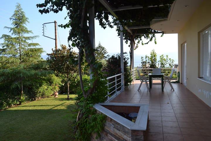 Rodini villa - Patra