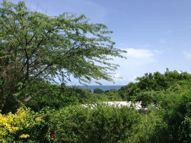 views to the Atlantic